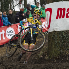 World Cup Hoogerheide 2015 093 (hans905) Tags: bike bicycle cycling cross mud bikes cx biker bikerace bikeracing cyclocross modder uci crossbike veldrijden hoogerheide crossfiets veldrit canoneos7d loessels tamronsp2470mmf28divcusd uciworldcupcyclocross nomudnoglory