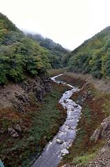 La Truyère, Barrage de Sarrans, Aveyron, Midi-Pyrénées (lyli12) Tags: nature landscape nikon eau paysage brouillard barrage brume patrimoine aveyron aubrac midipyrénées d7000
