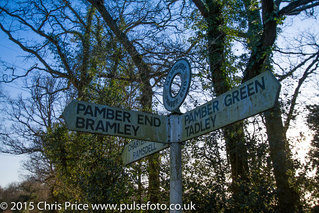 Pamber End, Hampshire