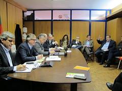 Reunião com a CPD Alargada do PSD Viana do Castelo