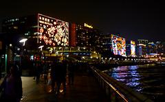 photo - Lights of Hong Kong (Jassy-50) Tags: china night hongkong hotel photo neon shangrila promenade kowloon neonlight avenueofthestars shangrilahotel kowloonshangrilahotel asiacruise2015