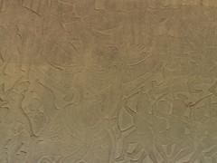 Detailed Bas Relief Siem Reap
