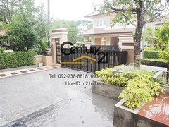 [C21U00144] House for sale in 81 sq.wa. with 3 bedrooms 3 bathrooms at ATHENA Koolpuntville 14 , at Chiang Mai