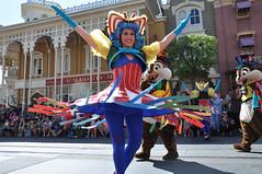 DSC_0152.jpg (JazzieRomano.) Tags: colors frozen princess florida peterpan disney mickey parade disneyworld mickeymouse minnie minniemouse wdw waltdisney tangled fof fesitvaloffantasy