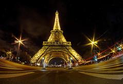 Tour effeil (dblechris) Tags: paris canon nuit effeil ftance pauselongue