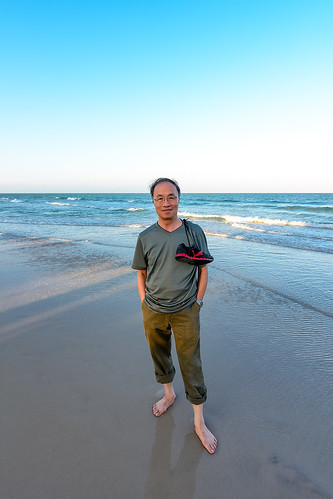 South Hua Hin beach