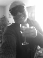 A toast to me (krixxxmonroe) Tags: birthday ryan d monroe 24 february ira my krixx