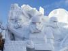 さっぽろ雪まつり Sapporo Snow Festival 2015 (かがみ~) Tags: japan sapporo hokkaido panasonic 北海道 日本 札幌 snowfes 雪まつり gx7 14140ii