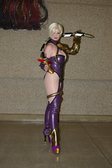 1465 - Sakuracon 2006 (Photography by J Krolak) Tags: costume cosplay ivy masquerade soulcalibur sakuracon sakuracon2006 ivyvalentine