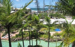 435/180 'Alexandra Beach Resort' Alexandra Pde, Alexandra Headland QLD
