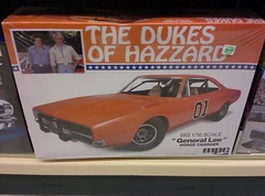 063 30 bucks gets you this 1-16 scale General Lee model car at Hobby Lobby (l_dawg2000) Tags: old germantown vintage store hobbylobby tn tennessee supermarket departmentstore 70s kmart bluelightspecial discountstore