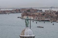 "Die ""Einfahrtsstraße"" nach Venedig (eulenbilder) Tags: italien insel venezia fotosafari venedig sangiorgiomaggiore eulenbilder2015"