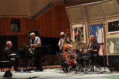 Jazzy Night 1 - Group 1 (2016 SJW Photos) Tags: jamey aebersold summer jazz workshop workshops camps music school louisville sax tyrone wheeler bass jonathan higgins drums steve allee piano