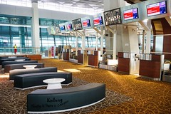 T3U CHECK-IN AREA (19) (MYW_2507) Tags: checkin airport cgk jakarta soetta soekarnohatta t3u terminal3 expansion shia