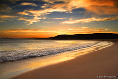 Putty Beach Sunset (renatonovi1) Tags: sunset beach puttybeach ocean sea centralcoast nsw australia