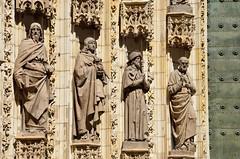 2016 04 25 440 Seville (Mark Baker.) Tags: 2016 andalucia april baker eu europe mark sevilla seville spain catedral cathedral city day european outdoor photo photograph picsmark spring union urban