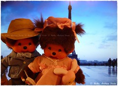 Honeymoon Diary 3/6 (Heike Andrea Grote ) Tags: nyc travel pink friends cute art love beautiful smile japan fun hotel cool funny doll honeymoon sweet follow kawaii monchhichi photooftheday picoftheday dollphotography bestoftheday heikeandreagrote photopictureoftheday happyfollowme monchhichidoll monchhichipals blythemonchhichicutemonchhichilover monchhichicollection
