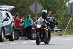 15th Annual Biker's Reunion to Battle Cancer (PNG441) Tags: summer people canada outdoors motorcycles parade motorcycle 2016 ontariocanada temiskamingshores bikersreunion bikersreuniontobattlecancer newliskeradcanada provenceofontario