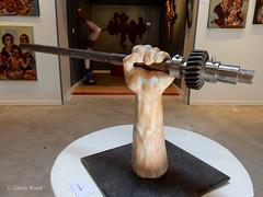 Servis-en-Val - Coop.Art-La Marge 2 (Fontaines de Rome) Tags: 2 art lutte jacob val coop marge aude emeric servis servisenval emericjacob coopartlamarge2