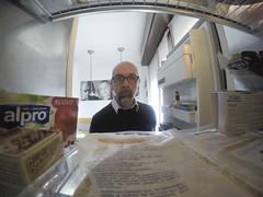 dal tuo frigorifero #1 (Funky64 (www.lucarossato.com)) Tags: people food ice idea fridge gente fisheye persone refrigerator yogurt cibo frigo frigor ghiaccio frigorifero intimit