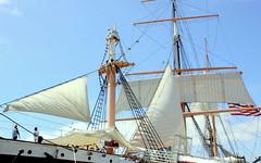 San Diego, catching the wind... [explored] (oriana.italy) Tags: california usa sandiego sailship summerholidays explored img0042 orianaitaly