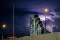 _DSF2664.jpg (darkmasterxxx) Tags: strom bangkok bridge river cloud lighting architecture cityscape chaopraya landscape sathonbridge thailand