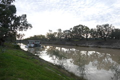 Reflections on the Darling River (The Pocket Rocket) Tags: reflections australia nsw darlingriver northbourke jandrapaddleboat