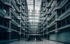 Ground control (Panda1339) Tags: berlin germany architecture leh building space hall wide angle nikon df