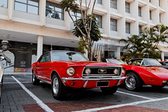 Ford Mustang (Jeferson Felix D.) Tags: camera brazil ford car rio brasil riodejaneiro canon de photography eos photo foto janeiro muscle american mustang fotografia fordmustang musclecar 18135mm 60d americanmusclecar worldcars canoneos60d