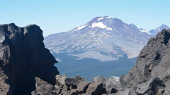 from one old crater to another (Who am I today?) Tags: oregon day23 cascaderange mtbachelorskiarea odyssey2015
