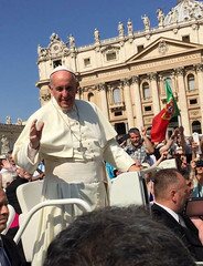 Pope Francis (KHM Travel Group) Tags: etw encompass world travel italy rome bill coyle pope leaning tower pisa singing angels