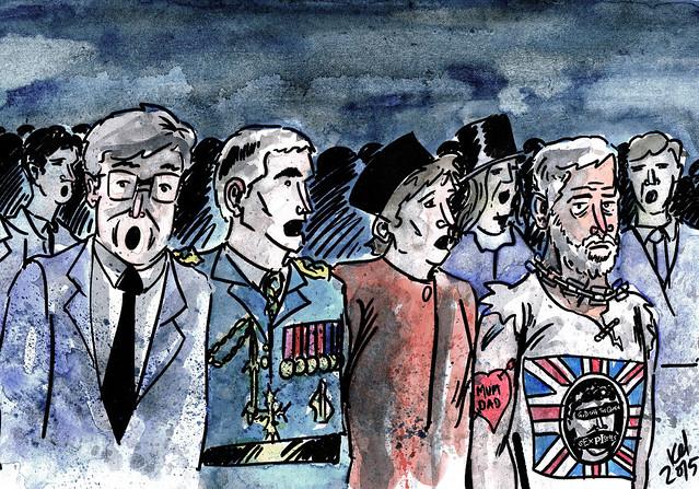 Jeremy Corbyn: Anthemgate