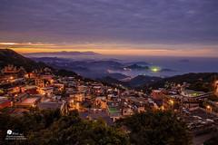 九份山城 (Wi 視覺) Tags: cloud city taiwan taipei sky landscapes amazing