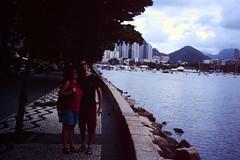 2003-03-24 Rio de Janeiro 27 (MicdeF) Tags: alessandro angela brasile brazil dia diapositiva riodejaneiro scan scansione slide urca geo:lat=2295437800 geo:lon=4316758810 geotagged