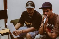 Dj Tiu X & Killeboy (Jonathan Fernandes.) Tags: rap nossa conferncia diadema organizao qi submundo90 profeta projeto pandora