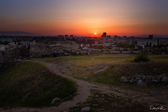Sunset in old town (dontgiveacake) Tags: plovdiv sunset old town bulgaria