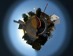 Berlin Westhafen Planet (ToSStudio) Tags: berlin westhafen planet