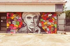 45020022 (alexdotbarber) Tags: 1250 35mm andywarhol c41 houstonstreetart kodakgold100 nikon50mmf14 nikonf nikonftnfinder slr samaragallery colornegative f8 mural