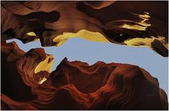 Antelope Canyon 0080 (Ezcurdia) Tags: antelopecanyon navajo slotcanyon arizona page upperantelopecanyon lowerantelopecanyon 2navajo nation parks recreation monumentvalley utah usa eeuu tsebiindisgaii limolita navajotrivalpark johnfordpointtoadstootsarches national parkmono lakeyosemitedelicate archacorona archalandscapemoabusanational parkantelope canyonnavajoslot canyonarizonapageupper antelope canyonlower canyonnavajo recreationdeath valleybryce canyonbucsksking gulchcoyote butteshorseshoe bendkodachrome basinusaeeuunationals usatoadstootsarches lakeyosemitenationalparkusa landscapeutahtoadstootsarches lakeyosemitenational park california landscape