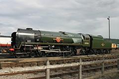 IMG_8482 (D9022) Tags: gloucesterwarwickshirerailway toddington 47376 freightliner gloucestershire 7903 d6948 37248 37215 35006 peninsular oriental sn co royal merchant navy class 4270 foremarke hall d8137 1693 d6036