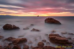Sunrise X (Ernest Bech) Tags: catalunya girona baixempord lescala salpatx sortidadesol sunrise