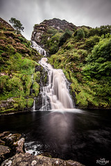 Day254Assaranca Waterfall (ladystrange19) Tags: ardara assarancawaterfall doochary narin portnoo