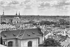 Prague old town (Wolfgang Kalb) Tags: prague prag oldtown altstadt tschechien czechrepublic karlsbrcke charlesbridge moldau vltavariver vltava praguecastle stvituscathedral pragueoldtown