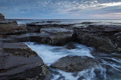 natures glory (barryhatton33) Tags: south coast sunrise scenery view colours textures hues waves movement water barry hatton ocean morning rock pools