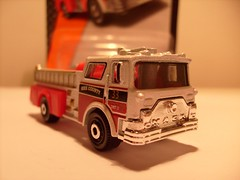 MATCHBOX 1975 MACK CF PUMPER NO12 MBX COUNTY 1/64 (ambassador84 OVER 6 MILLION VIEWS. :-)) Tags: matchbox 1975mackcfpumper diecast