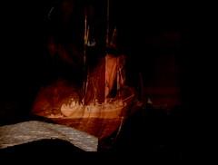 Sailing to a dream (serge_lesens) Tags: sailing bateau ship boat navire dream rve sea mer