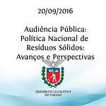 Audi�ncia P�blica - 20/09/2016