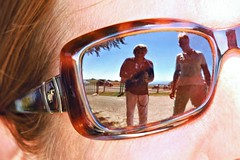 Da Esplndido / Splendid Day (Konny D.) Tags: sunclasses sonnenbrille occhialidasole lunettesdesoleil gafasdesol culosdesol selfie reflection reflexionen reflessi reflexin