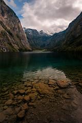 Obersee | Berchtesgaden (JN) Tags: nikon d700 1735mmf28d 1735mm obersee knigssee berchtesgaden landscape crystal clear lake bavaria bayern nationalpark fall