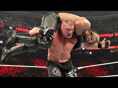 Roman Reigns vs Dean Ambrose vs Brock Lesnar full match (wwefunnyclasher) Tags: roman reigns vs dean ambrose brock lesnar full match